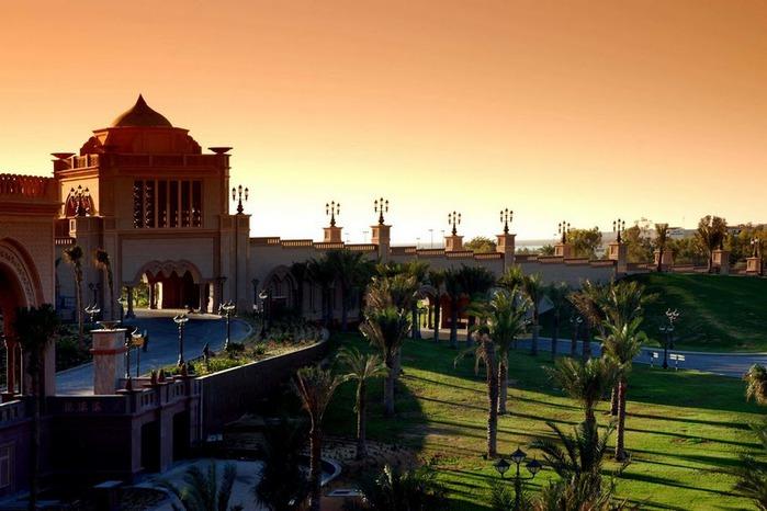 Добро пожаловать в палас-отель «Emirates Palace» 62300