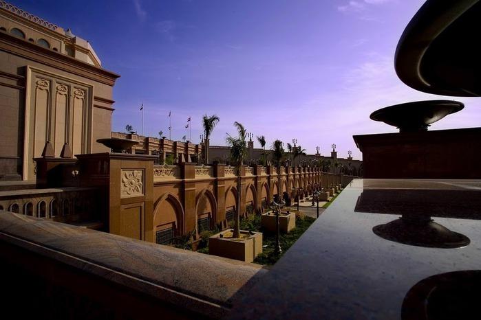 Добро пожаловать в палас-отель «Emirates Palace» 14296