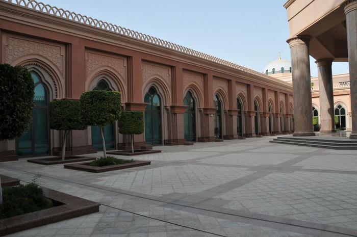 Добро пожаловать в палас-отель «Emirates Palace» 67482