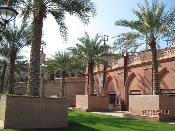 Добро пожаловать в палас-отель «Emirates Palace» 51975