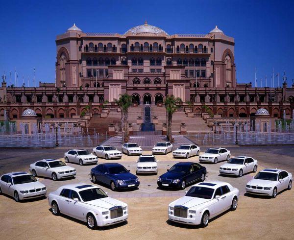 Добро пожаловать в палас-отель «Emirates Palace» 70875