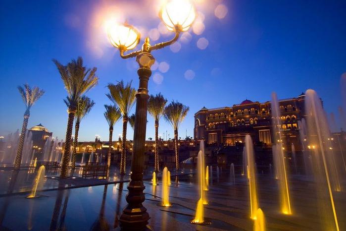 Добро пожаловать в палас-отель «Emirates Palace» 56051