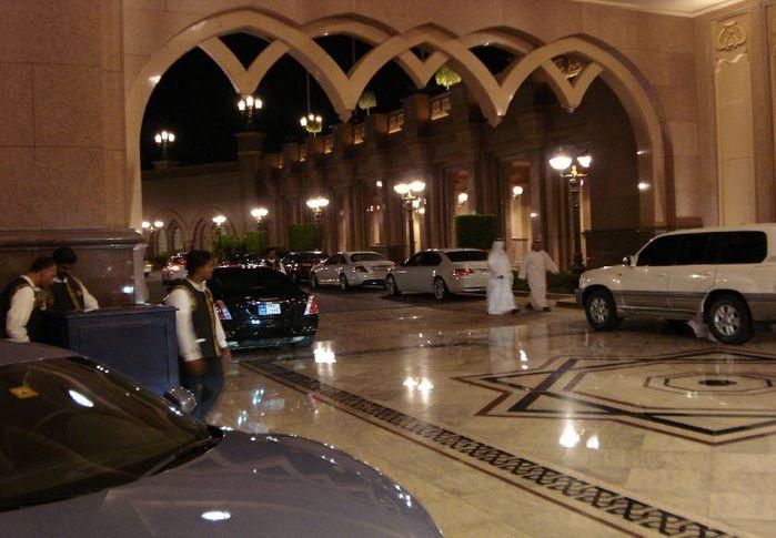 Добро пожаловать в палас-отель «Emirates Palace» 69036