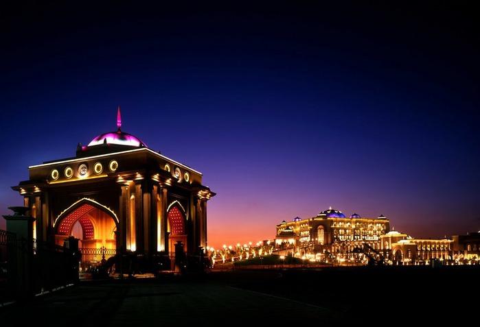Добро пожаловать в палас-отель «Emirates Palace» 66451