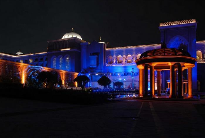 Добро пожаловать в палас-отель «Emirates Palace» 90598