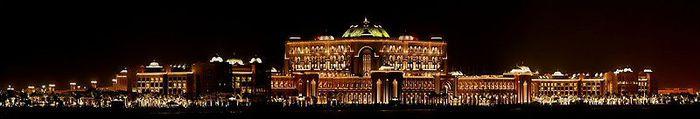 Добро пожаловать в палас-отель «Emirates Palace» 56339