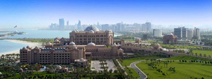 Добро пожаловать в палас-отель «Emirates Palace» 89329