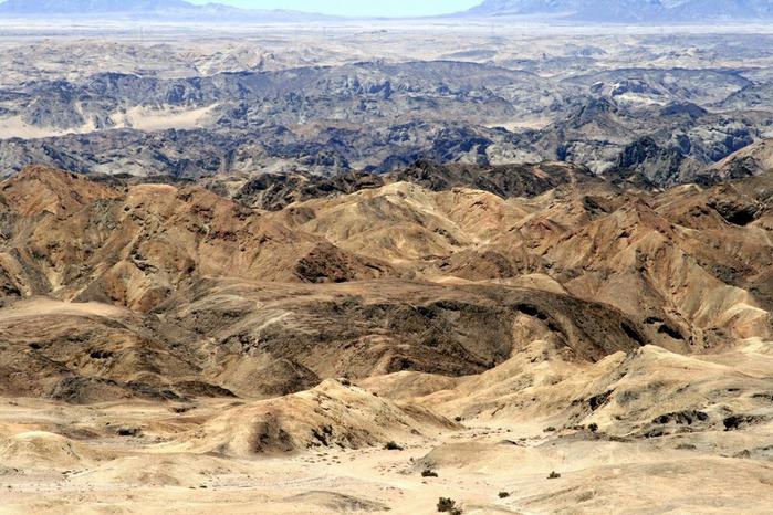 Намибия - страна двух пустынь 70028