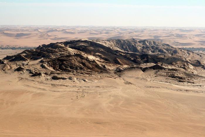 Намибия - страна двух пустынь 30737