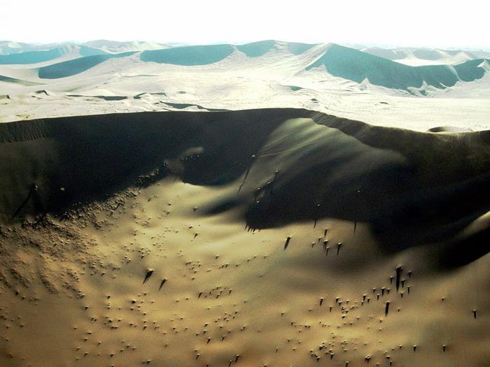 Намибия - страна двух пустынь 87304