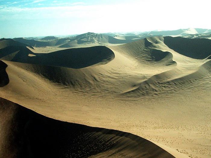Намибия - страна двух пустынь 64826