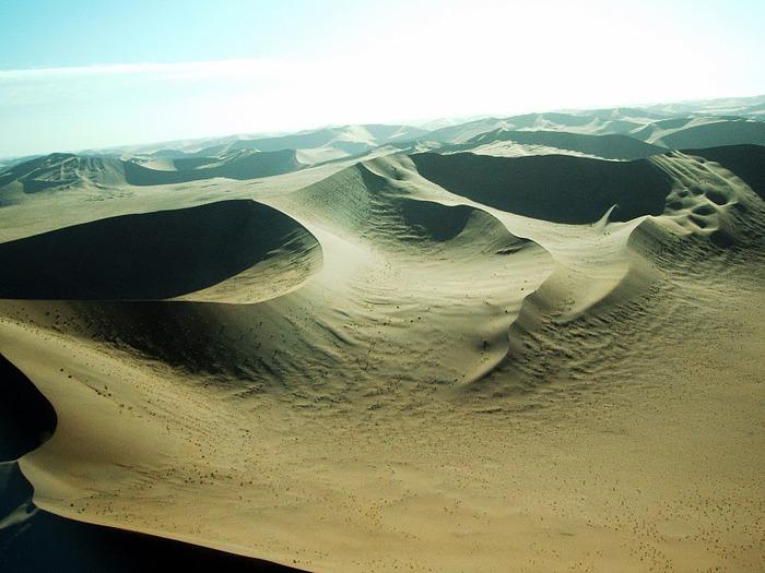 Намибия - страна двух пустынь 43811