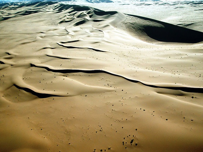 Намибия - страна двух пустынь 77162