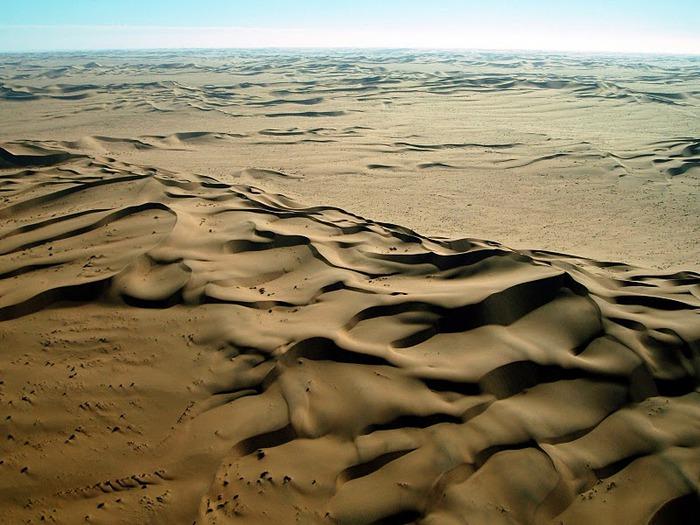 Намибия - страна двух пустынь 42749