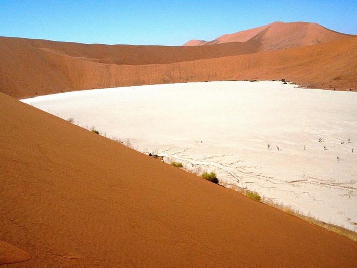 Намибия - страна двух пустынь 26900