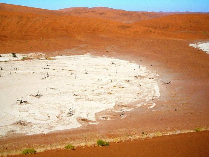 Намибия - страна двух пустынь 66600