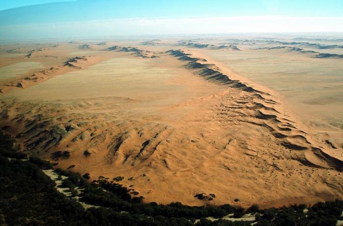 Намибия - страна двух пустынь 77538