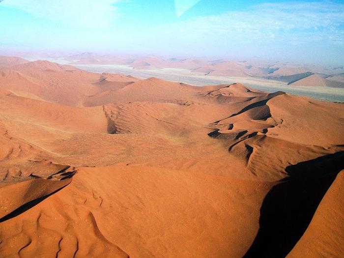 Намибия - страна двух пустынь 72577