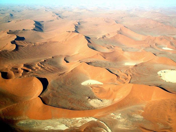 Намибия - страна двух пустынь 69321