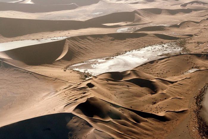 Намибия - страна двух пустынь 43518