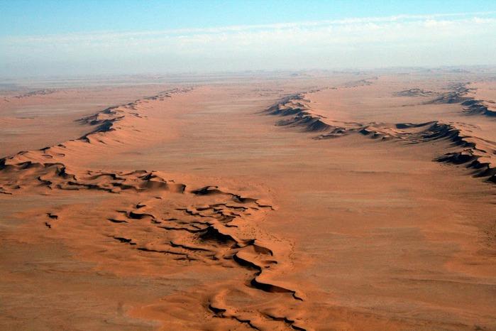 Намибия - страна двух пустынь 57728
