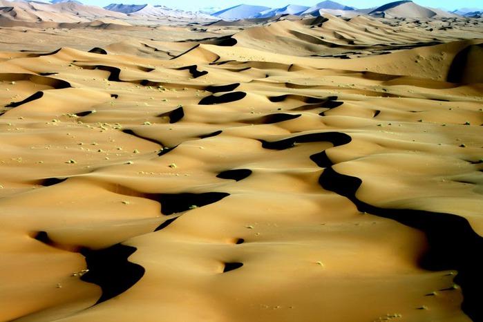 Намибия - страна двух пустынь 79252