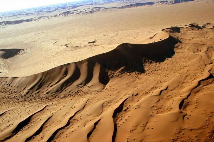 Намибия - страна двух пустынь 57305
