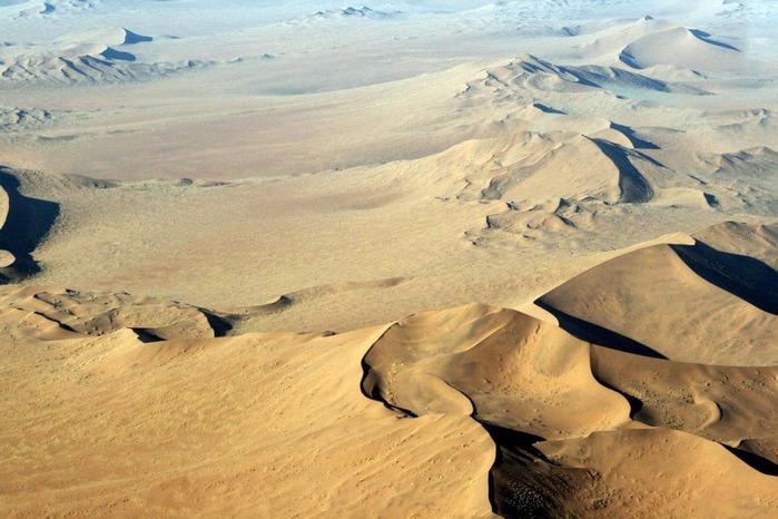 Намибия - страна двух пустынь 66065