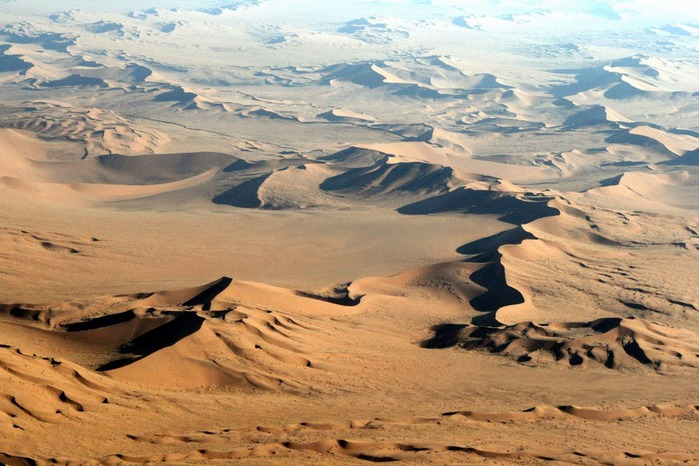 Намибия - страна двух пустынь 47896