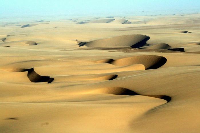 Намибия - страна двух пустынь 31270
