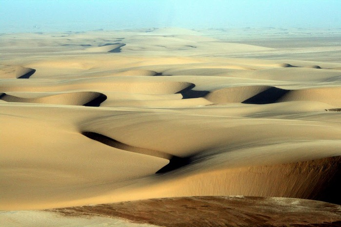 Намибия - страна двух пустынь 86999