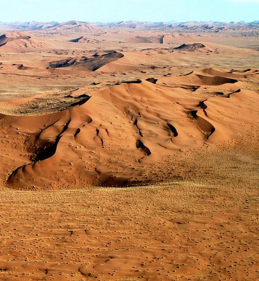Намибия - страна двух пустынь 62109