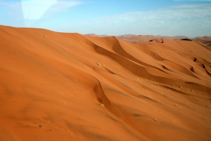 Намибия - страна двух пустынь 66656