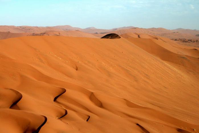 Намибия - страна двух пустынь 11345