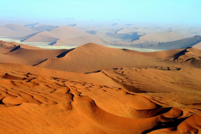 Намибия - страна двух пустынь 59950