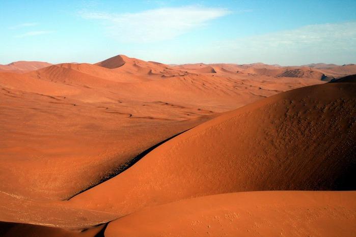 Намибия - страна двух пустынь 40539
