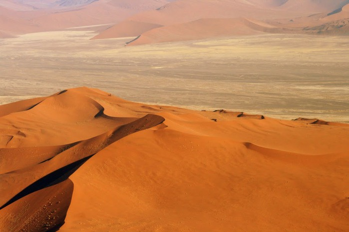 Намибия - страна двух пустынь 44487