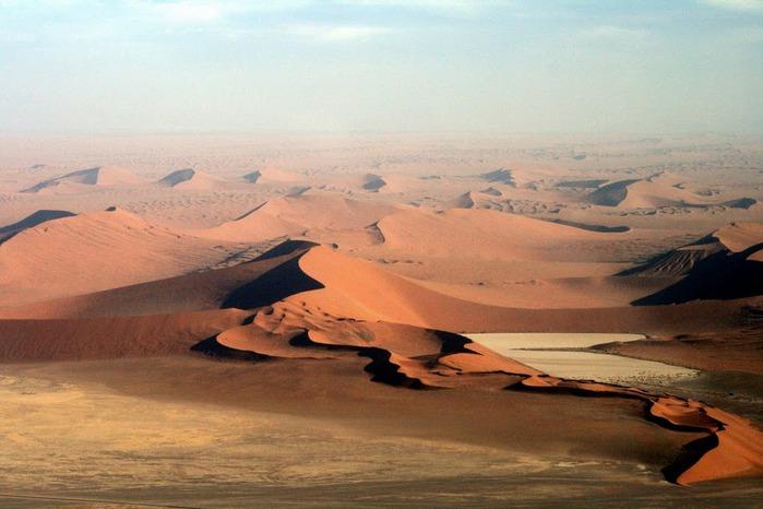 Намибия - страна двух пустынь 96438