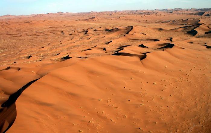 Намибия - страна двух пустынь 36325
