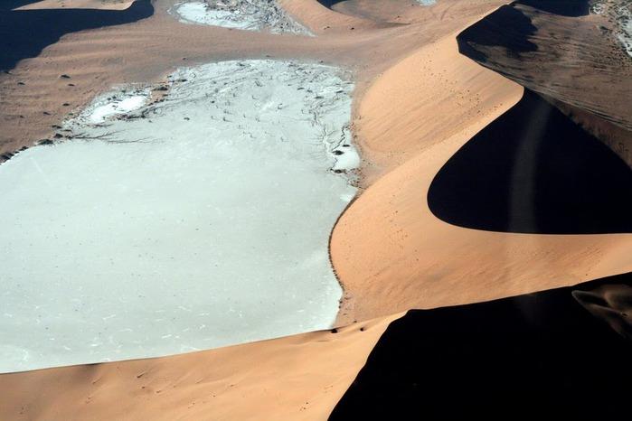 Намибия - страна двух пустынь 96507