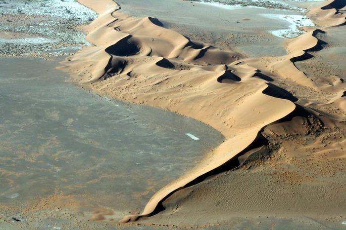 Намибия - страна двух пустынь 86339