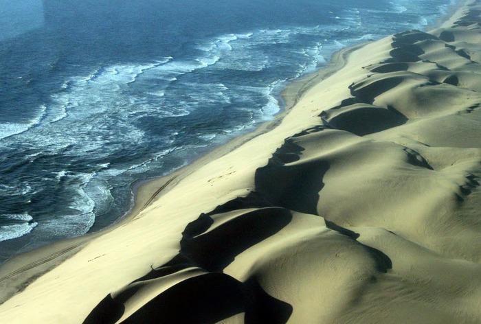Намибия - страна двух пустынь 58119