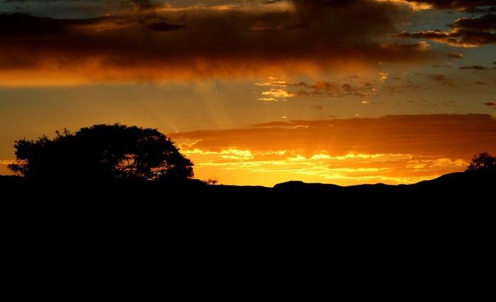 Намибия - страна двух пустынь 66265