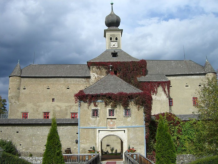 Замок Габельхофен - Hotel Schloss Gabelhofen 90755