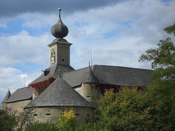 Замок Габельхофен - Hotel Schloss Gabelhofen 37425