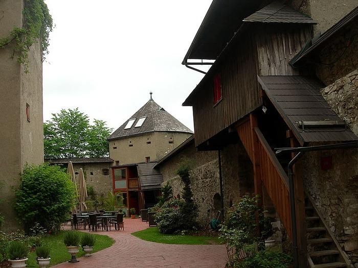 Замок Габельхофен - Hotel Schloss Gabelhofen 80116