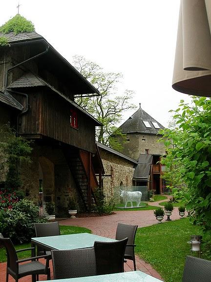 Замок Габельхофен - Hotel Schloss Gabelhofen 76277