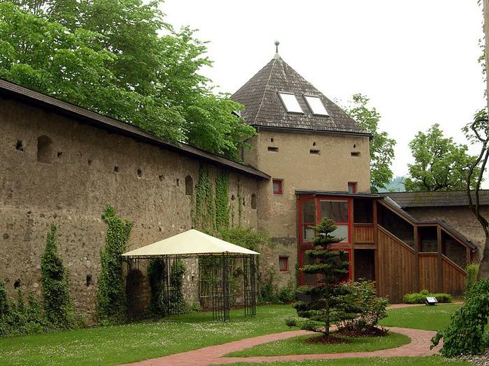 Замок Габельхофен - Hotel Schloss Gabelhofen 79039
