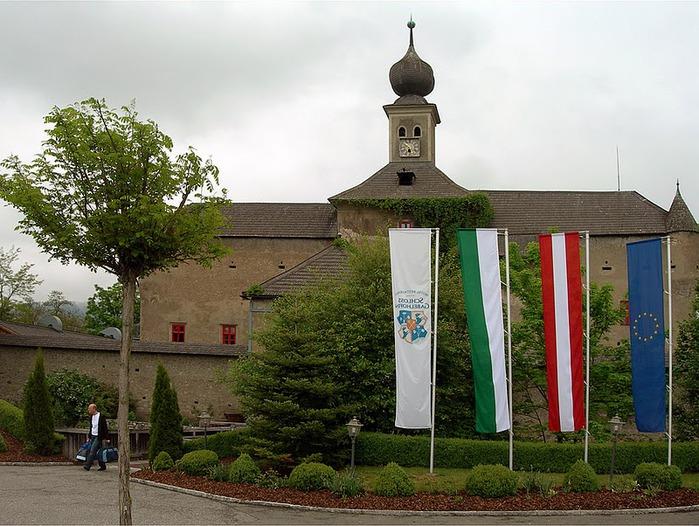 Замок Габельхофен - Hotel Schloss Gabelhofen 18160