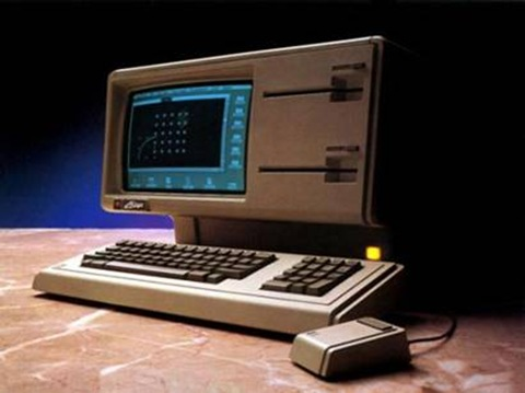 Apple Lisa (1983 год)